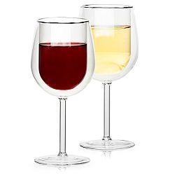 4home Termo pohár na víno Hot&Cool, 300 ml, 2 ks