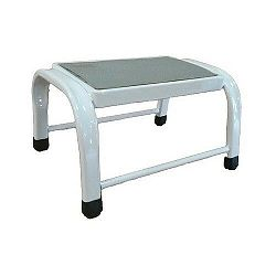 ALDO Oceľová jednostupňová stolička