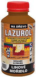 BARVY A LAKY HOSTIVAŘ, a.s. Liehové moridlo Lazurol - moridlo na drevo - céder - 0,5 L