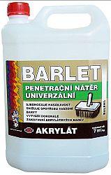 BARVY A LAKY TELURIA, s. r.o. BARLET Akrylátový penetračný náter - 5 Kg
