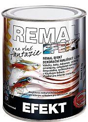 BARVY A LAKY TELURIA, s. r.o. REMAL EFEKT - dekoračný maliarky lesk - 910 - perleť strieborná - 0,4 Kg