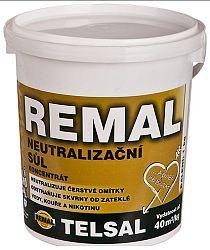 BARVY A LAKY TELURIA, s. r.o. REMAL Telsal - Neutralizačná soľ na nové omietky - 1 Kg