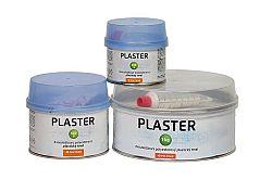 BKP Tmel Polykar Plaster - jemný tmel na plasty - cierna - 0,5 kg