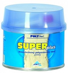 BKP Tmel Polytmel Super plus PES - žltá - 0,5 Kg