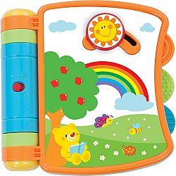 Buddy Toys BBT 3020 Knižka so zvukmi