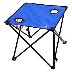 CATTARA LISBOA stôl kempingový skladací modrý