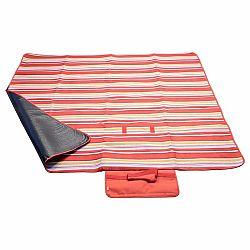 Cattara Pikniková deka Fleece červená, 150 x 135 cm