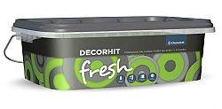 Chemolak Decorhit Fresh - trendová interiérová farba - čokoláda - 2,5 L