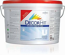 Chemolak DECORHIT U - 1000 - biela - 0,8 Kg