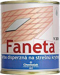 Chemolak V 2076 FANETA - farba na strechy eternitové, škridlové - 0260 - hnedá - 6 Kg