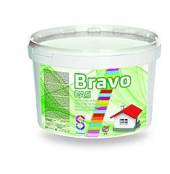 Chromos-Svjetlost Bravo FAS - fasádna farba - biely - 5 L