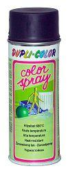 COLOR SPREJ Žiaruvzdorná farba Color Sprej - čierna 690°C - 400 ml