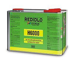 COLORLAK Riedidlo H-6000 - riedidlo do chlórkaučukových farieb - 170 L