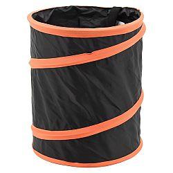Compass Skladací odpadkový kôš Orange, 14 l, 06603