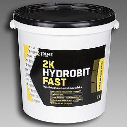 Den Braven 2K Hydrobit FAST - rýchloschnúca asfaltová stierka - cierna - 30 kg