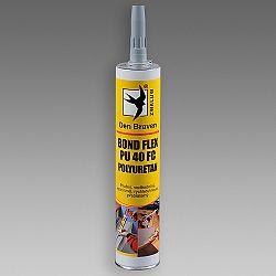 Den Braven Bond Flex PU 40 FC - polyuretánové lepidlo na budovy - šedá - 600 ml