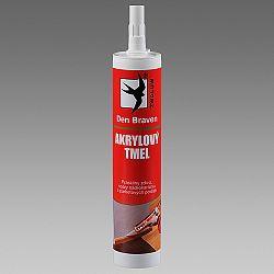 Den Braven Farebný akrylový tmel Den Braven - šedá - 310 ml