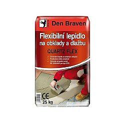 Den Braven Flexibilné lepidlo na STAMP resp. obklady a dlažbu QUARTZ FLEX C2TE - šedá - 7 kg