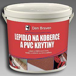 Den Braven Lepidlo na koberce a PVC krytiny - biela - 5 kg