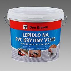 Den Braven Lepidlo na PVC krytiny V7508 - biela - 14 kg