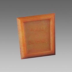 Den Braven Silikónová stierka štvorhranná sklenárska - oranžová