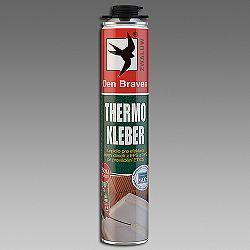 Den Braven Thermo Kleber - polyuretánové lepidlo - žltá - 870 ml