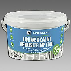Den Braven Univerzálny brúsiteľný tmel - biela - 1,5 kg