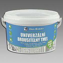 Den Braven Univerzálny brúsiteľný tmel - biela - 18 kg