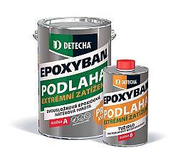 DETECHA Epoxyban - syntetická dvojzložková farba na betón - RAL 7045 - 5 kg