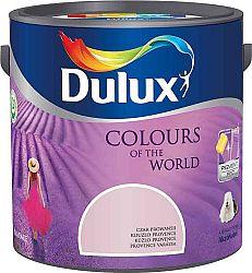 Dulux Dulux Colours of the World - farebná interiérová farba - dopredaj - purpurový cyklamén - 5 l