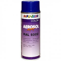 DUPLI COLOR Aerosol-Art - rýchloschnúci akrylát v spreji - RAL 5002 - Ultramarínová - 400 ml