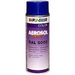 DUPLI COLOR Aerosol-Art - rýchloschnúci bezfarebný akrylátový lak v spreji - transparentný - Lak matný - 400 ml