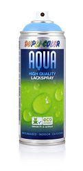 DUPLI COLOR Aqua lak - základná farba v spreji na vodnej báze - šedá - 400 ml