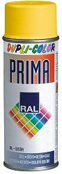DUPLI COLOR PRIMA - farba v spreji (kov, drevo, betón...) - RAL1018 - Žltá zinková - 400 ml