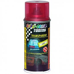 DUPLI COLOR Tunning TRANSPARENT - stmavovač svetiel - cierny - 150 ml