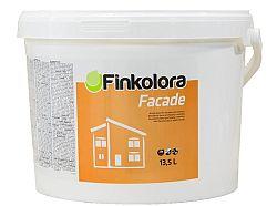 Finkolora FINKOLORA FACADE - fasádna akrylová farba - biela - 4,5 L