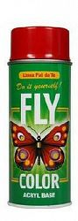 FLY FLY COLOR - základná akrylová farba v spreji - základ červenohnedý - 400 ml