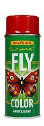 FLY FLY COLOR - základná akrylová farba v spreji - Základ šedý - 400 ml