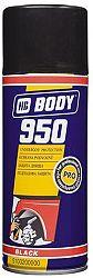 HB BODY Body 950 protihluková farba - cierna - 400 ml