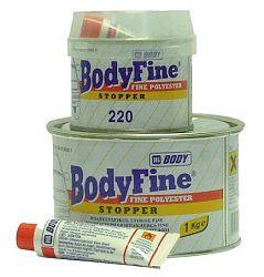 HB BODY Tmel Body Fine PES jemný - 250 ml