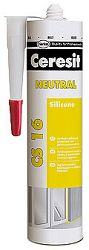 HENKEL Ceresit CS16 neutrálny silikón - transparentny - 300 ml