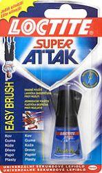 HENKEL Loctite Super Attak Easy Brush 5g - 5 g
