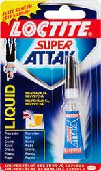 HENKEL Loctite Super Attak Liquid 3g - 3 g