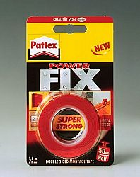 HENKEL Páska Pattex Power Fix obojstranná 19mmx1,5m - 120kg