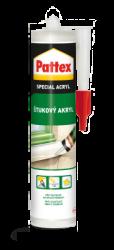 HENKEL Pattex Štukový akrylový tmel biely 280ml - biela - 280 ml