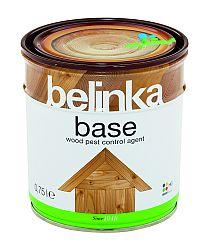 HG Helios Group Belinka BASE - impregnácia proti škodcom a plesni - bezfarebná - 0,75 L