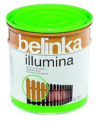 HG Helios Group Belinka Illumina- zosvetľovacia lazúra na drevo - svetlá - krycia - 0,75 L