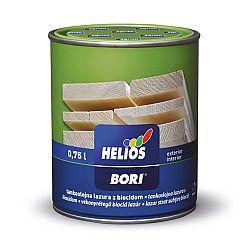 HG Helios Group BORI tenkovrstvá lazúra s biocidom - bezfarebná - 2,5 L