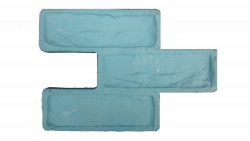 hobySTAMP hoby-STAMP Tehla Rustical - hoby raznica na výrobu obkladu tehly - hTR 3 - 1
