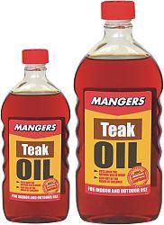 Johnstone's Olej Johnstone's Teak Oil - olej na drevo - bezfarebná - 0,5 L